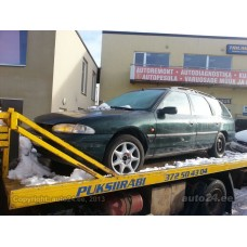 Ford Mondeo 1.8 td (02.1993 - 12.1997)